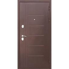 Metāla durvis TORJA A, antīks varš