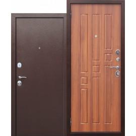 Metāla durvis GARDA 6,antīks varš