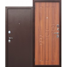 Metāla durvis GARDA 6,atnīks varš