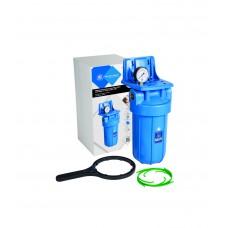 """10"""" BigBlue filtru komplekti aukstajam ūdenim Aquafilter FH10B-B-WB sērijas"""