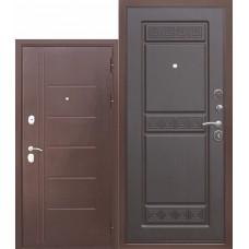 Metāla durvis TORJA A, antīks varš / venge