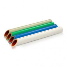 Polipropilēna daudzslāņu PPR/Fiber-G caurules S3.2/SDR7.4 (3m)