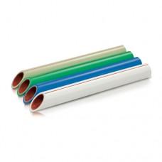 Polipropilēna daudzslāņu PPR caurules ar AL slāni (3m)